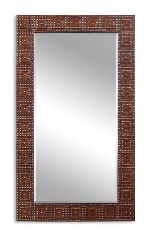 Uttermost 13646 Adel Mirror Burnished Copper Home Decor Lighting Sale $477.40 ITEM: bci1946214 ID#:13646 UPC: 792977136461 :