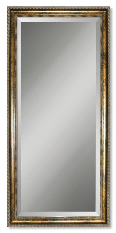 Uttermost 14081 B Sinatra Mirror Gold Leaf Home Decor Lighting