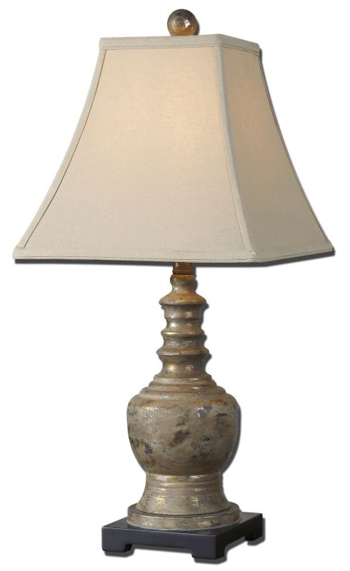Uttermost 29299 Valtellina Lamp Antique Taupe Lamps Sale $125.40 ITEM: bci1947200 ID#:29299 UPC: 792977292990 :
