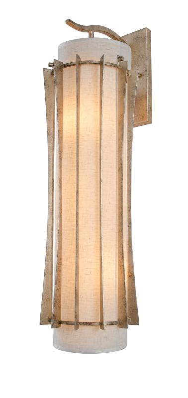 Varaluz 233K03 Occasion 1 Light Wall Sconce Zen Gold Indoor Lighting