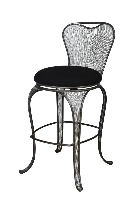 Varaluz 240A08 Flow Swivel Bar Stool Steel Furniture Bar Stools Sale $999.00 ITEM: bci2376253 ID#:240A08SL UPC: 811903020190 :