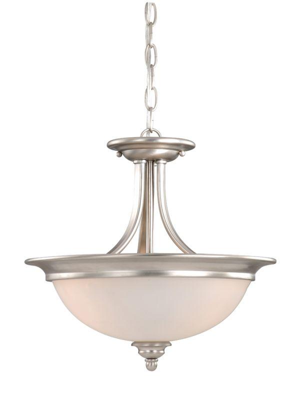 Vaxcel Lighting AL-CFU150 Avalon 2 Light Semi-Flush Indoor Ceiling