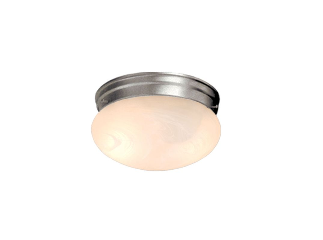 Vaxcel Lighting CC17709 2 Light Flush Mount Indoor Ceiling Fixture