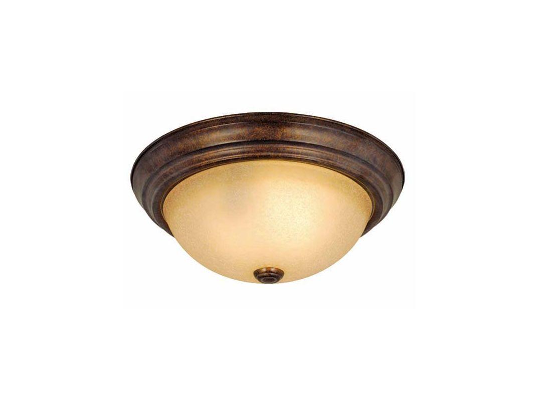 Vaxcel Lighting CC25111 Saturn 2 Light Flush Mount Indoor Ceiling