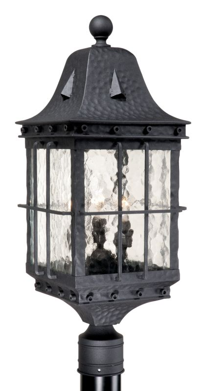 Vaxcel Lighting ED-OPU090 Edinburgh 3 Light Outdoor Post Light Sale $250.00 ITEM: bci917354 ID#:ED-OPU090TB UPC: 884656640304 :