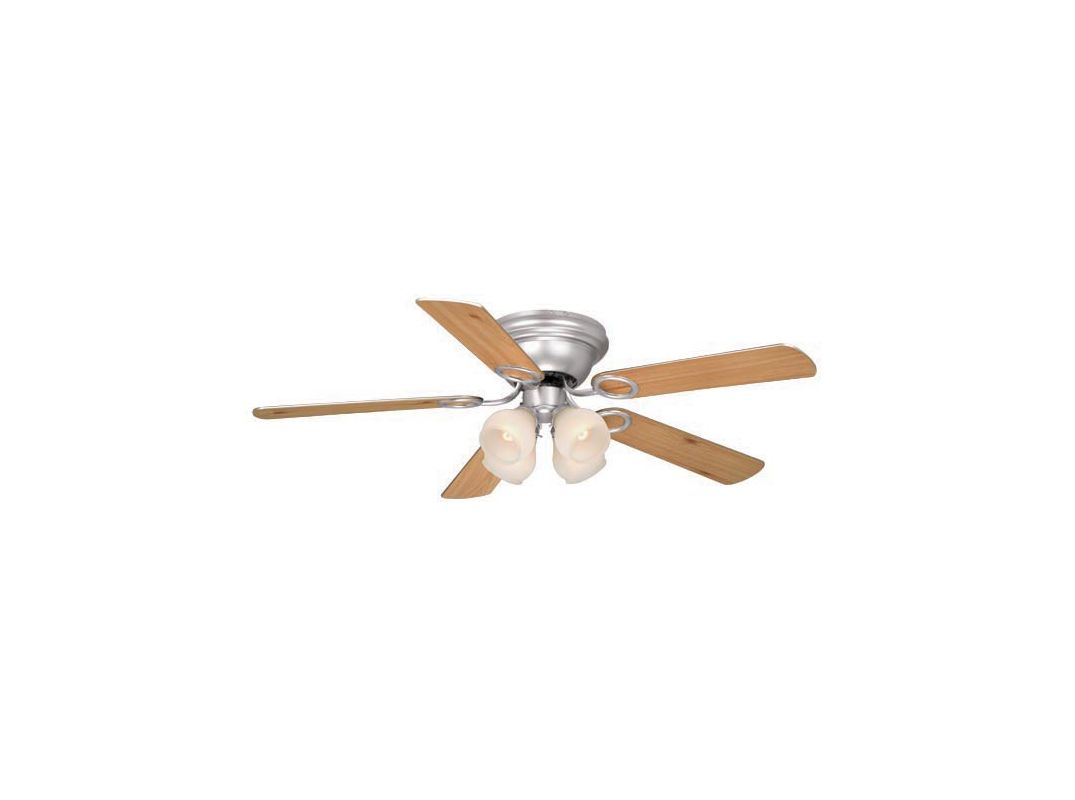 "Vaxcel Lighting FN52267-C Zephyr 52"" 5 Blade Indoor Ceiling Fan -"