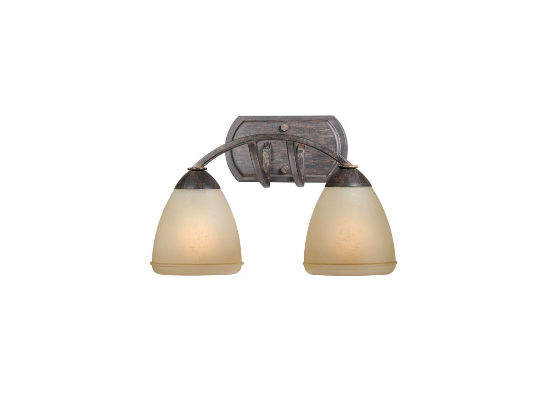 Vaxcel Lighting HS-VLD002 Helsinki 2 Light Bathroom Vanity Light - Sale $120.00 ITEM: bci917515 ID#:HS-VLD002BW UPC: 884656606249 :
