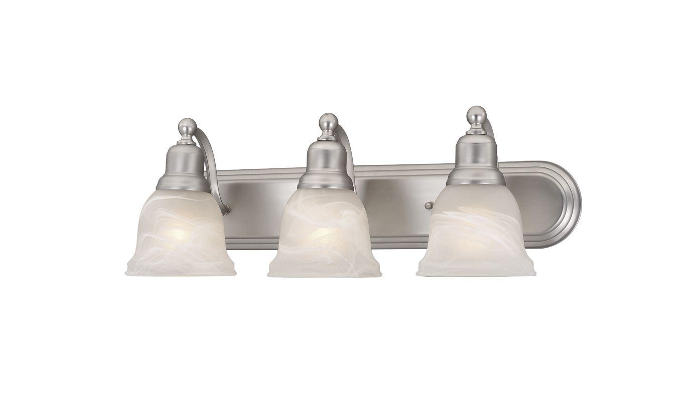 Vaxcel Lighting LS-VLD103 Lasalle 3 Light Bathroom Vanity Light -