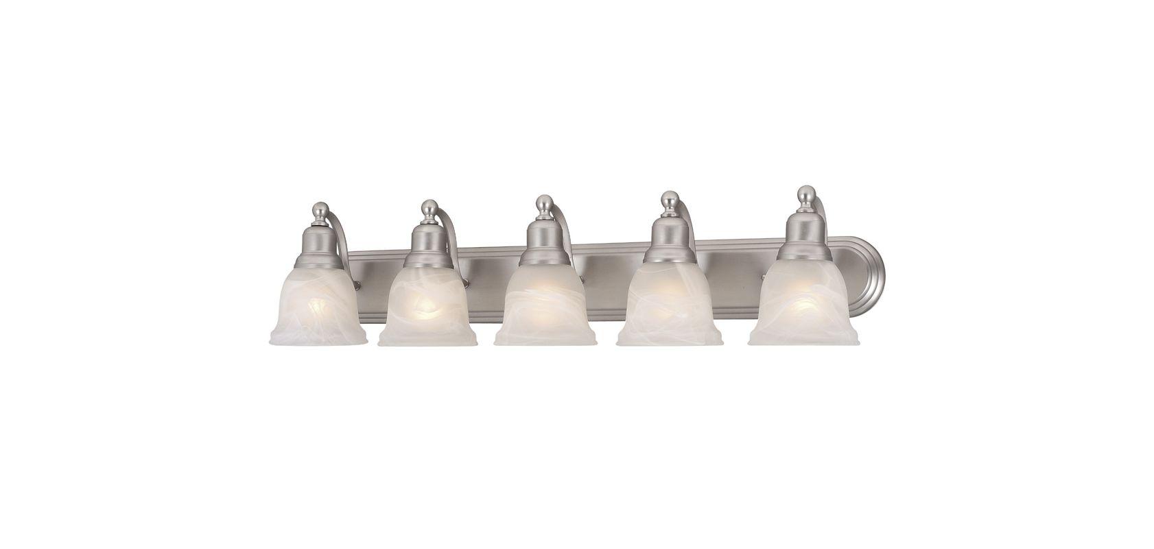 Vaxcel Lighting LS-VLD105 Lasalle 5 Light Bathroom Vanity Light - 36