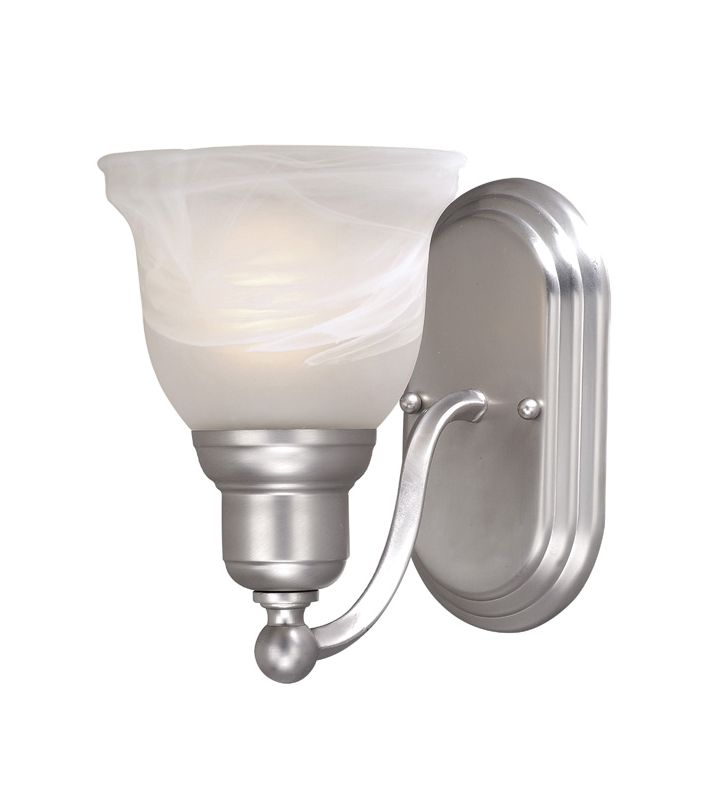Vaxcel Lighting LS-VLU101 Lasalle 1 Light Bathroom Sconce - 13 Inches