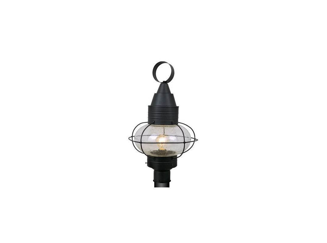 Vaxcel Lighting OP21835 Chatham 1 Light Outdoor Post Light Textured Sale $173.00 ITEM: bci917830 ID#:OP21835TB UPC: 884656641073 :