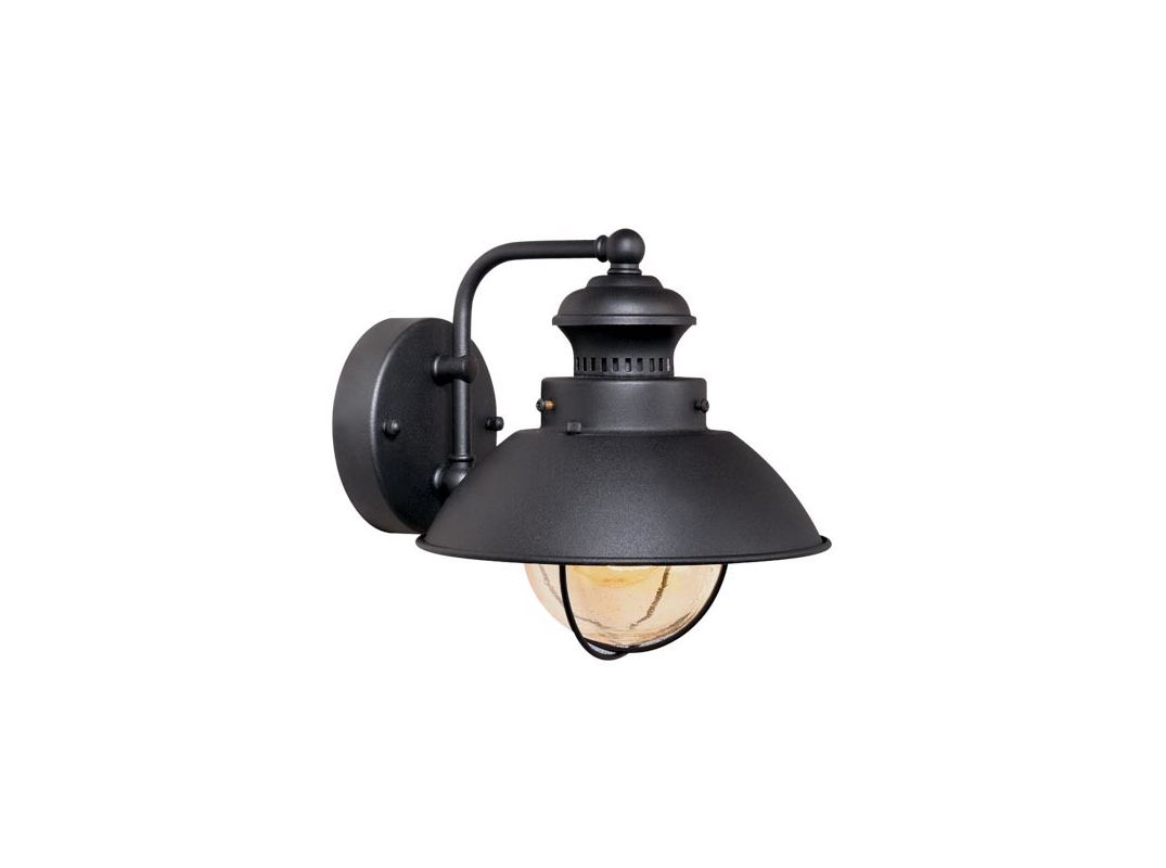 Vaxcel Lighting OW21581 Harwich 1 Light Outdoor Wall Sconce - 8 Inches Sale $59.00 ITEM: bci917869 ID#:OW21581TB UPC: 884656641479 :