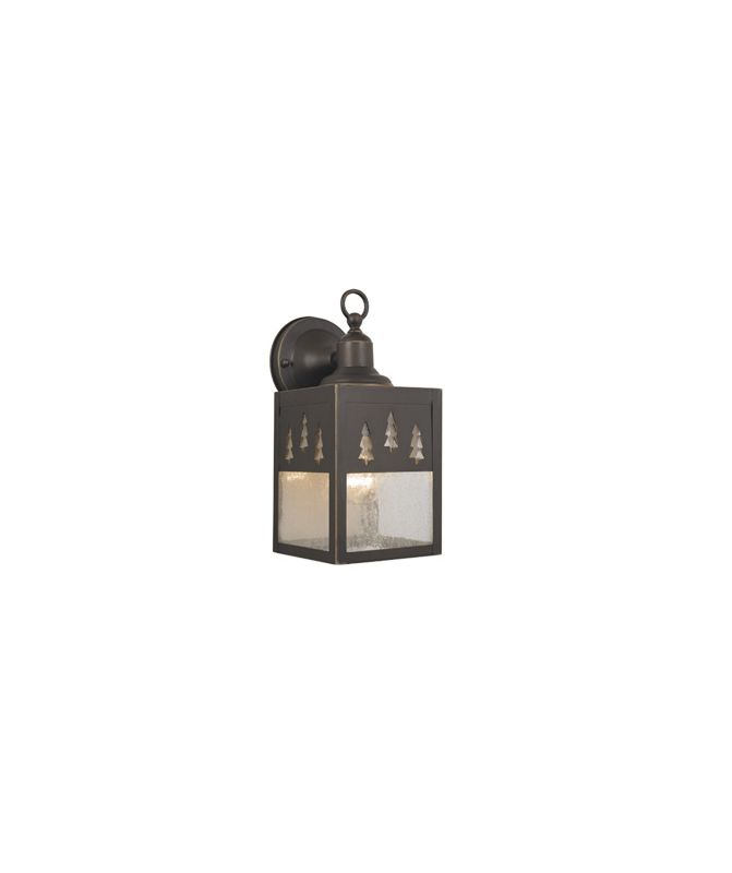 Vaxcel Lighting OW24953 Yosemite Outdoor 1 Light Outdoor Wall Sconce -