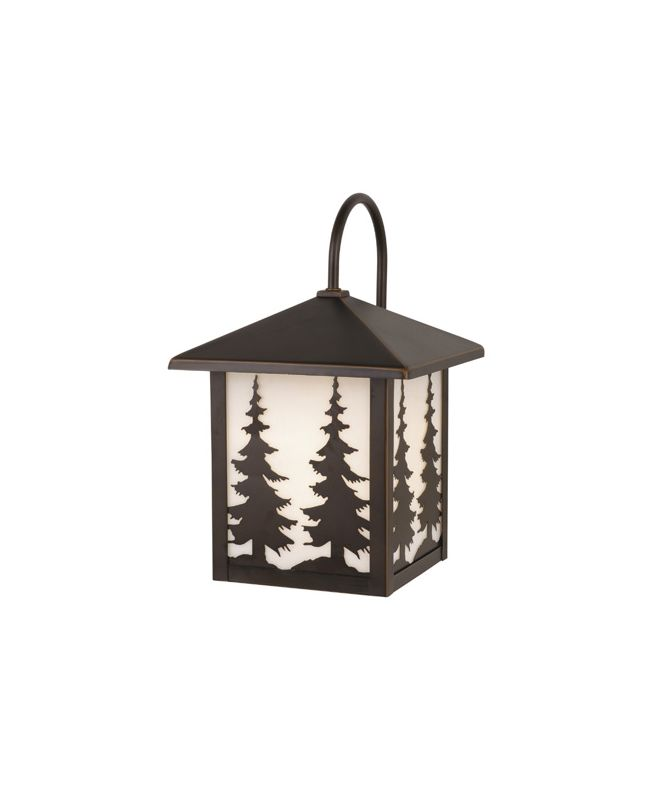 Vaxcel Lighting OW33483 Yosemite Outdoor 1 Light Outdoor Wall Sconce -