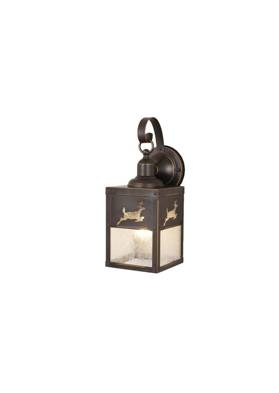 Vaxcel Lighting OW33553 Bryce 1 Light Outdoor Wall Sconce - 6 Inches