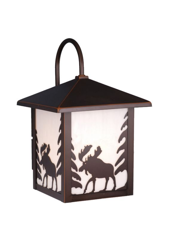 Vaxcel Lighting OW36983 Yellowstone Outdoor 1 Light Outdoor Wall Sale $120.00 ITEM: bci917909 ID#:OW36983BBZ UPC: 884656641875 :