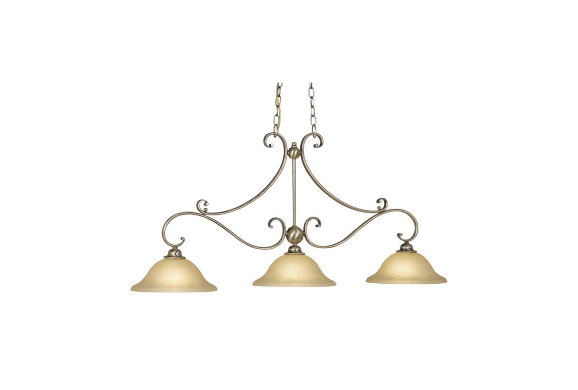 Vaxcel Lighting PD35413 Monrovia 3 Light 1 Tier Linear Chandelier Sale $256.00 ITEM: bci918031 ID#:PD35413A/C UPC: 884656608236 :
