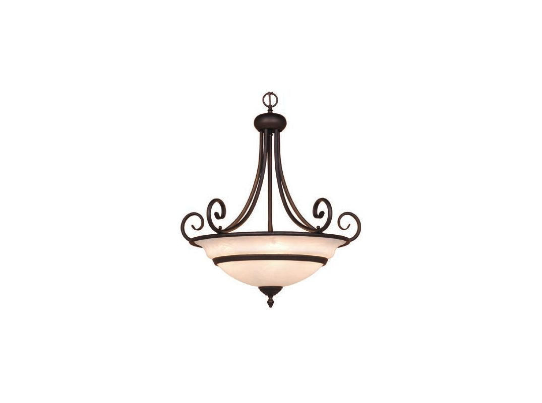 Vaxcel Lighting PD5324 Da Vinci 5 Light Large Pendant Oil Burnished Sale $200.00 ITEM: bci918100 ID#:PD5324OBB UPC: 884656608922 :