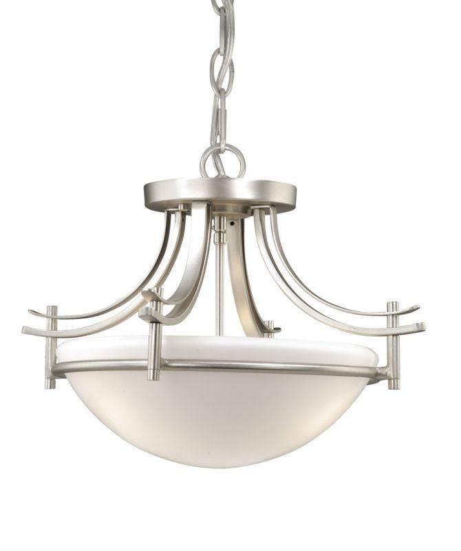 Vaxcel Lighting SE-CFU180 Sebring 2 Light Semi-Flush Indoor Ceiling