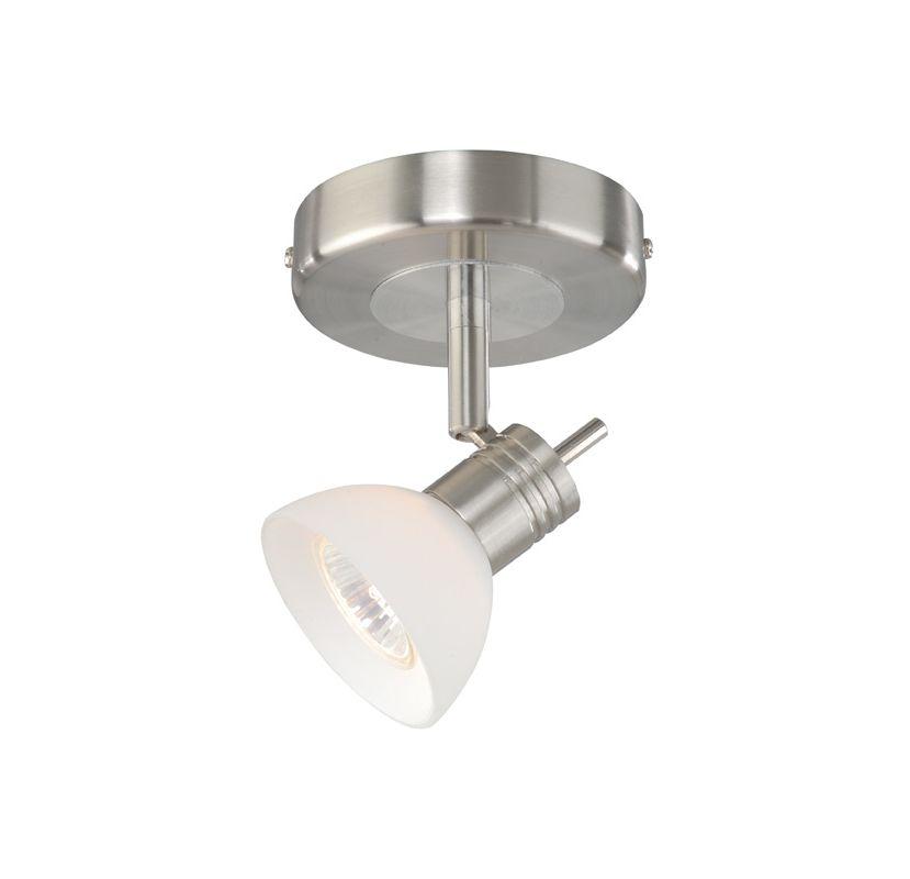 Vaxcel Lighting SP53512 Como 1 Light 50 Watt Halogen Accent Light Sale $41.00 ITEM: bci1436278 ID#:SP53512SN UPC: 884656900033 :