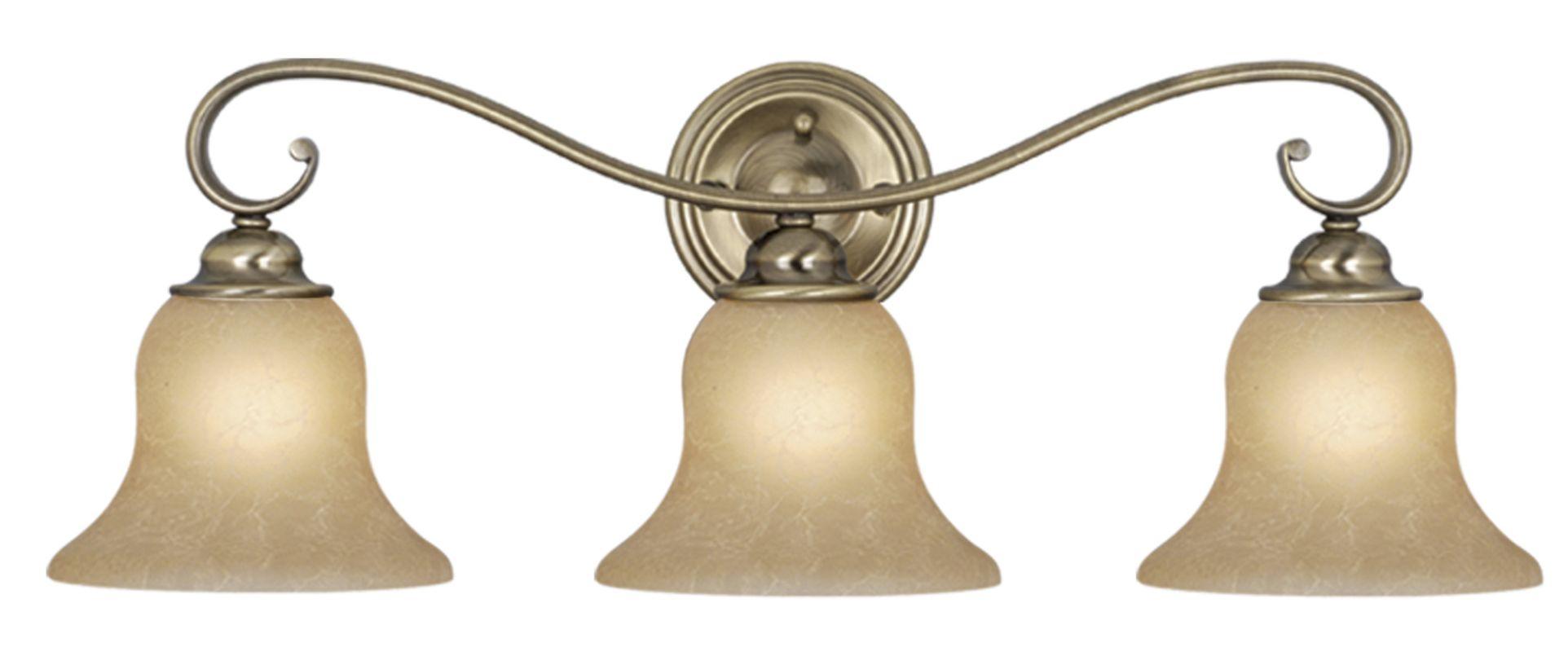Vaxcel Lighting VL35473 Monrovia 3 Light Bathroom Vanity Light - 26