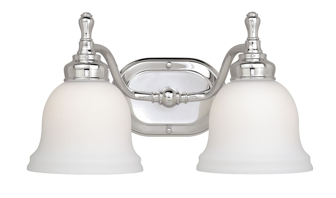 Vaxcel Lighting CL-VLD002 Cologne 2 Light Bathroom Vanity Light - 14