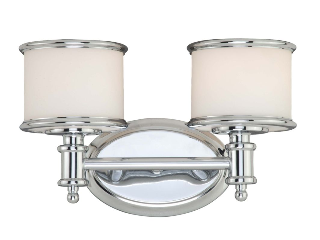Vaxcel Lighting CR-VLU002 Carlisle 2 Light Bathroom Vanity Light - 13