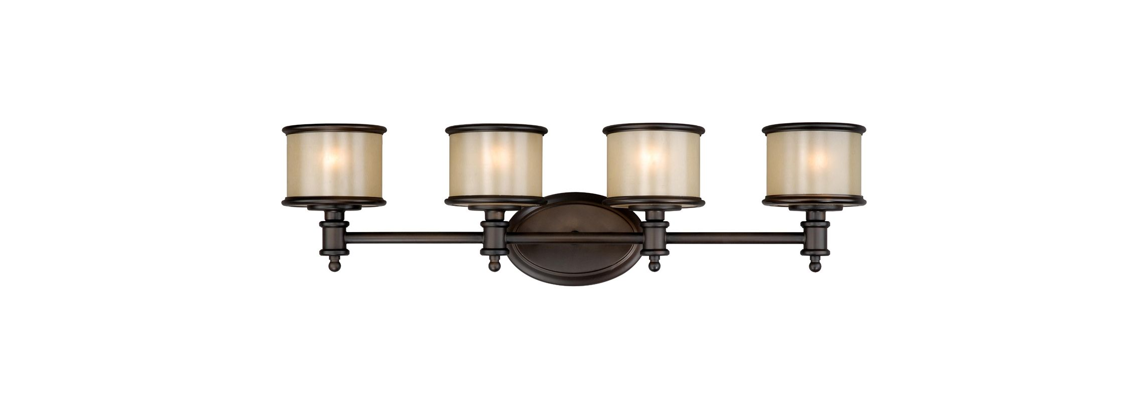 Vaxcel Lighting CR-VLU004 Carlisle 4 Light Bathroom Vanity Light - 29