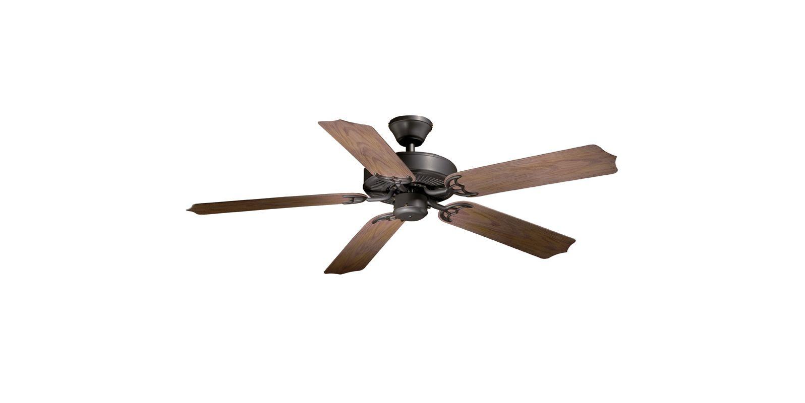 "Vaxcel Lighting FN52298 Medallion 52"" 5 Blade Outdoor Ceiling Fan -"