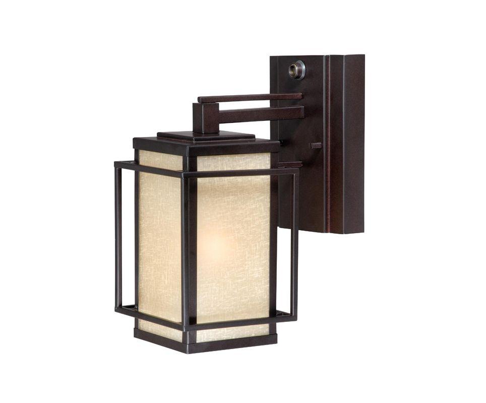 Vaxcel Lighting RB OWD050EB Espresso Bronze Robie 1 Light