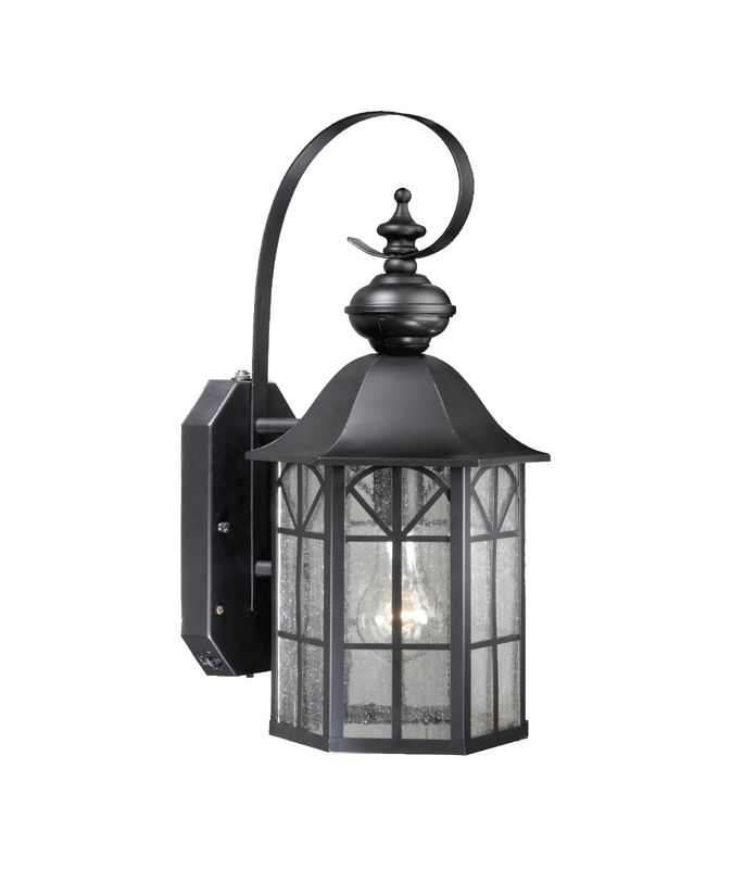 Vaxcel Lighting SR53128 Tudor 1 Light Dualux� Outdoor Wall Sconce with