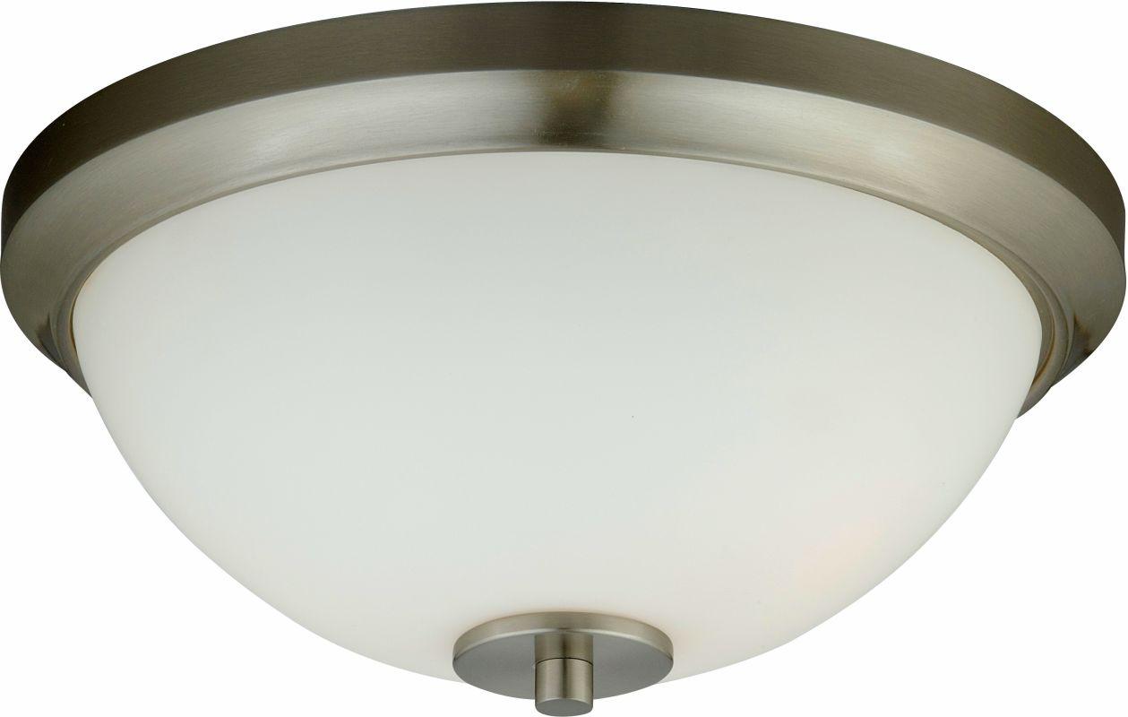 Vaxcel Lighting C0070 Glendale 2 Light Flush Mount Indoor Ceiling