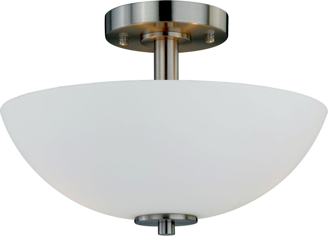 Vaxcel Lighting C0072 Glendale 2 Light Semi-Flush Indoor Ceiling