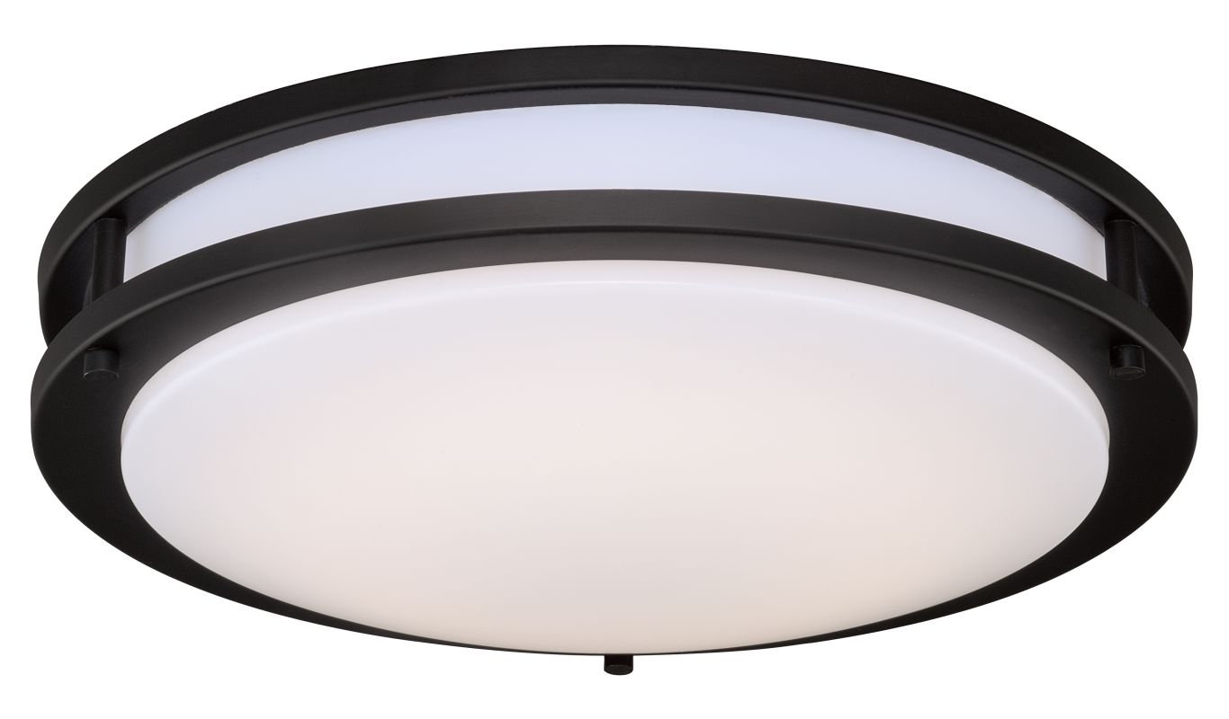 Vaxcel Lighting C0089 Horizon 1 Light Flush Mount Indoor Ceiling