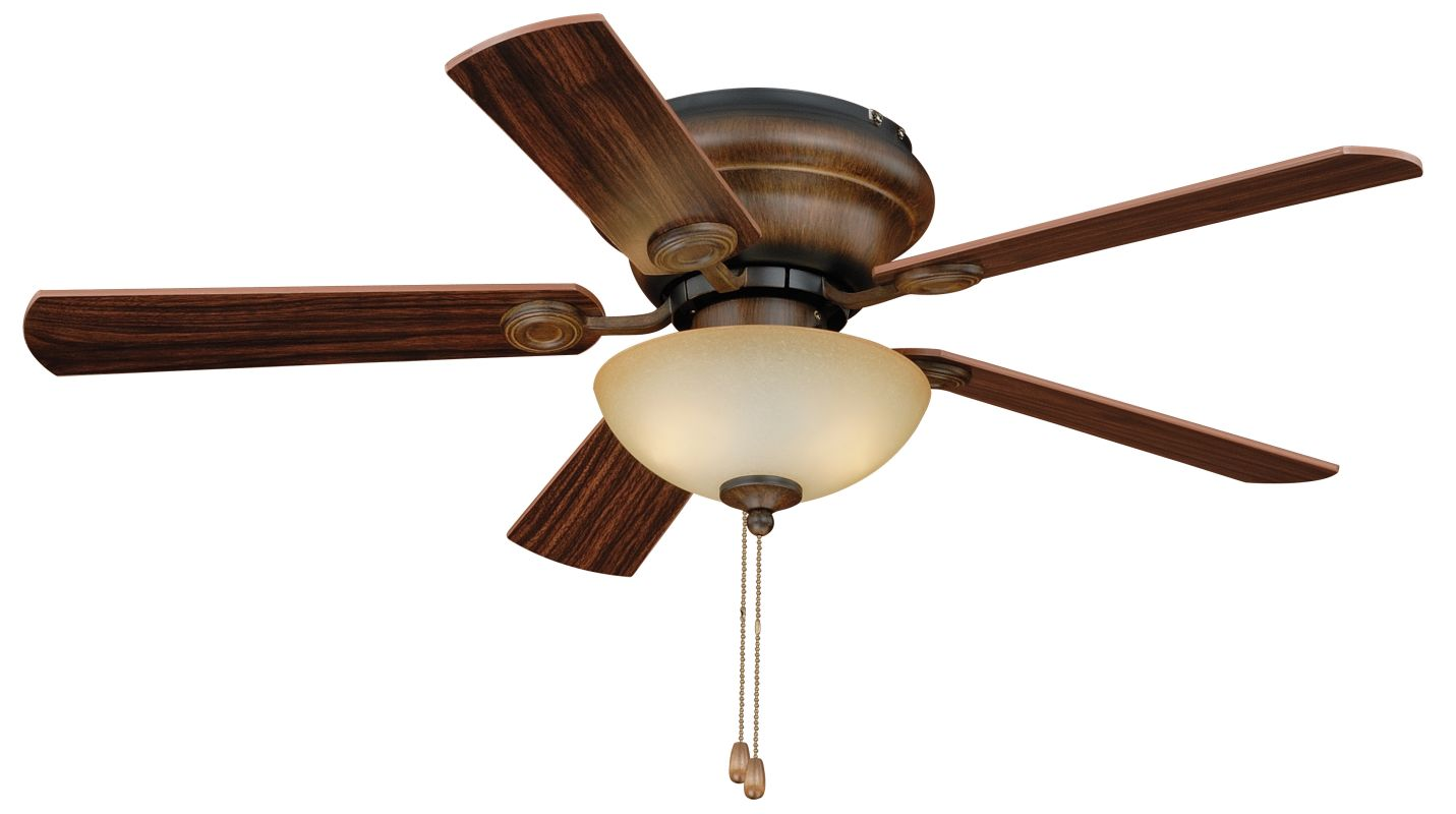 "Vaxcel Lighting F0024 Expo 42"" 5 Blade Indoor Ceiling Fan - Light Kit"