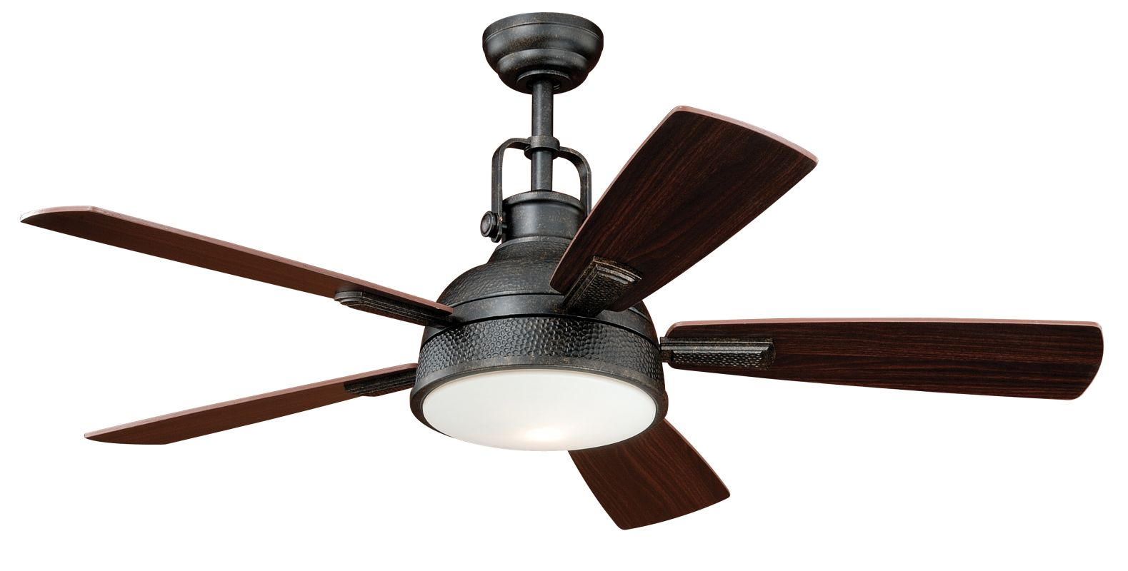 "Vaxcel Lighting F0033 Walton 52"" 5 Blade Indoor Ceiling Fan - Light"