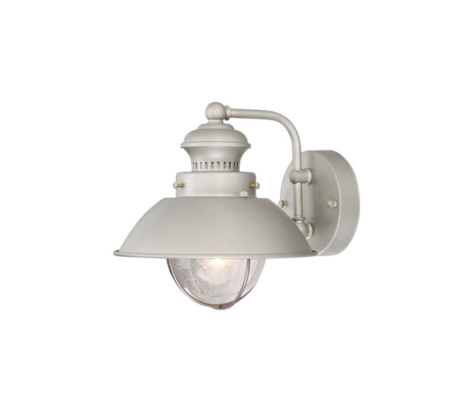 Vaxcel Lighting OW21593BN Harwich 1 Light Outdoor Wall Sconce - 9.5