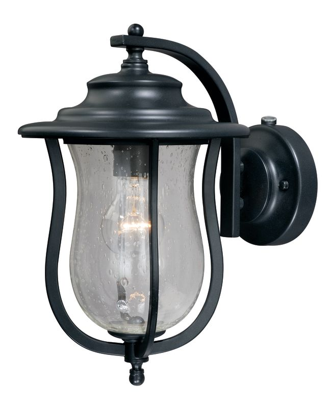 Vaxcel Lighting T0007 Corsica 1 Light Outdoor Wall Sconce - 9 Inches
