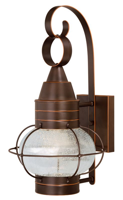 Vaxcel Lighting T0053 Chatham 1 Light Outdoor Wall Sconce - 10 Inches