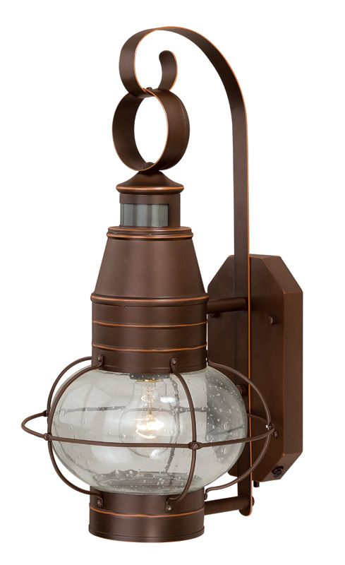 Vaxcel Lighting T0054 Chatham 1 Light Dualux� Outdoor Wall Sconce with