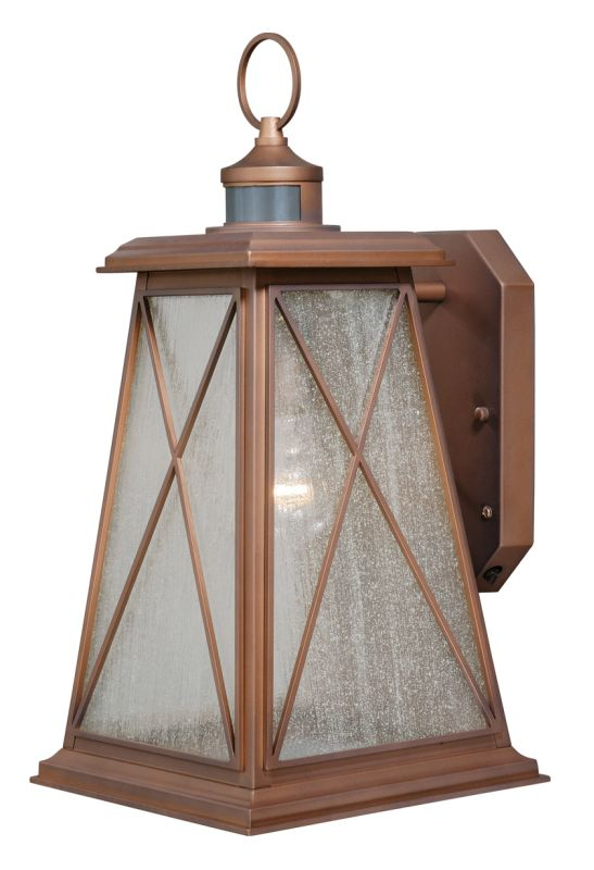 Vaxcel Lighting T0061 Mackinac 1 Light Dualux� Outdoor Wall Sconce -