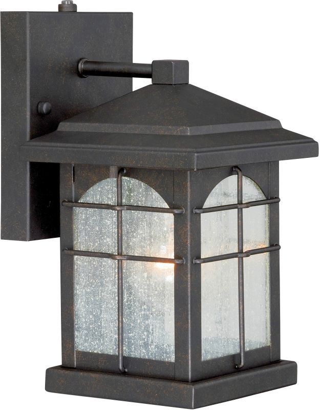 Vaxcel Lighting T0072 Bembridge 1 Light Outdoor Wall Sconce - 7 Inches