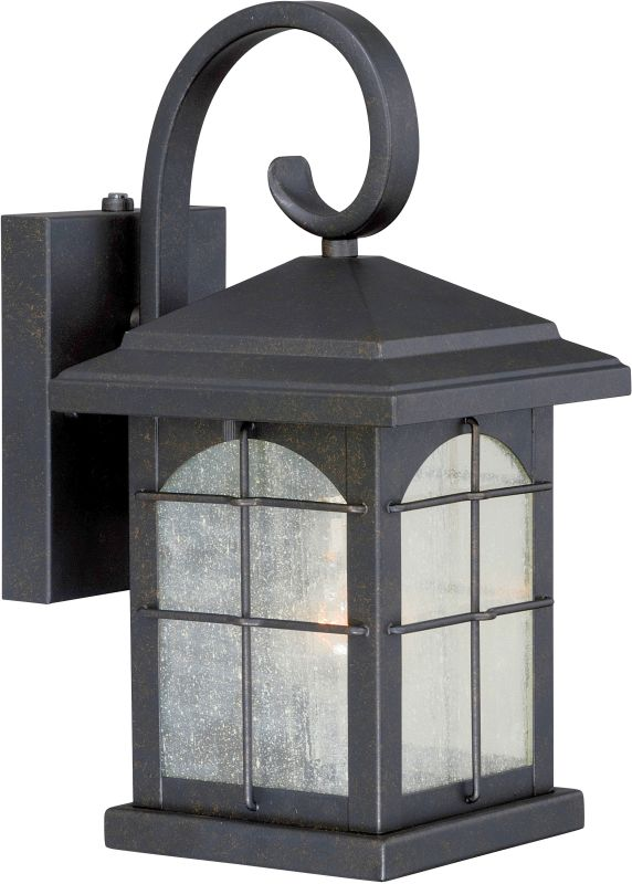 Vaxcel Lighting T0073 Bembridge 1 Light Outdoor Wall Sconce - 8.5