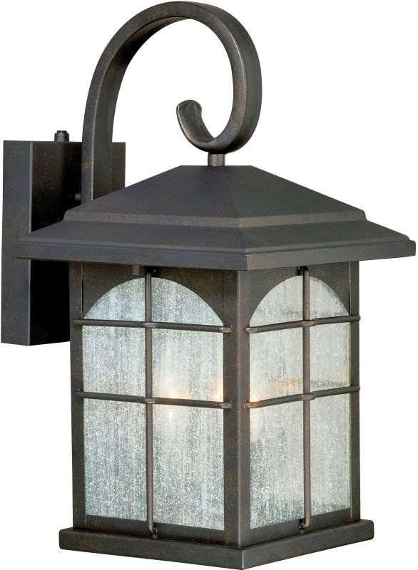 Vaxcel Lighting T0074 Bembridge 3 Light Outdoor Wall Sconce - 11
