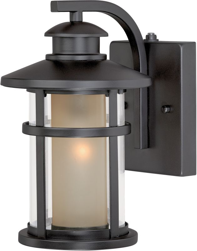 Vaxcel Lighting T0085 Cadiz 1 Light Outdoor Wall Sconce - 8.75 Inches