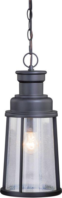 Vaxcel Lighting T0096 Coventry 1 Light Outdoor Lantern Small Pendant