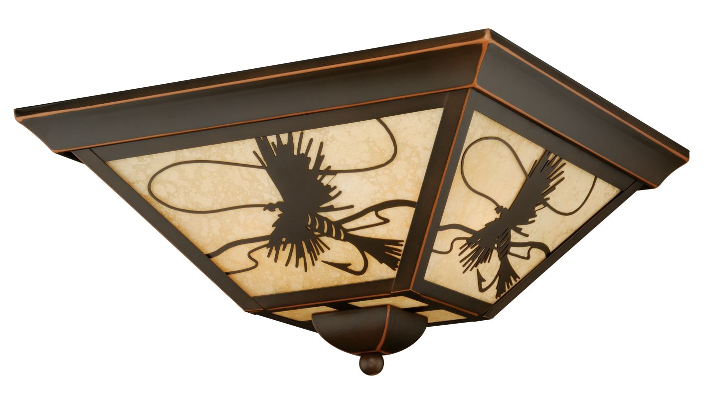 Vaxcel Lighting T0115 Mayfly 3 Light Flush Mount Outdoor Ceiling Sale $140.00 ITEM: bci2628512 ID#:T0115 UPC: 884656733594 :