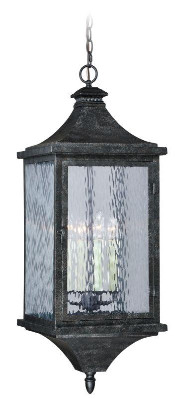 "Vaxcel Lighting T0206 Cavanaugh 12"" Wide 4 Light Single Outdoor"