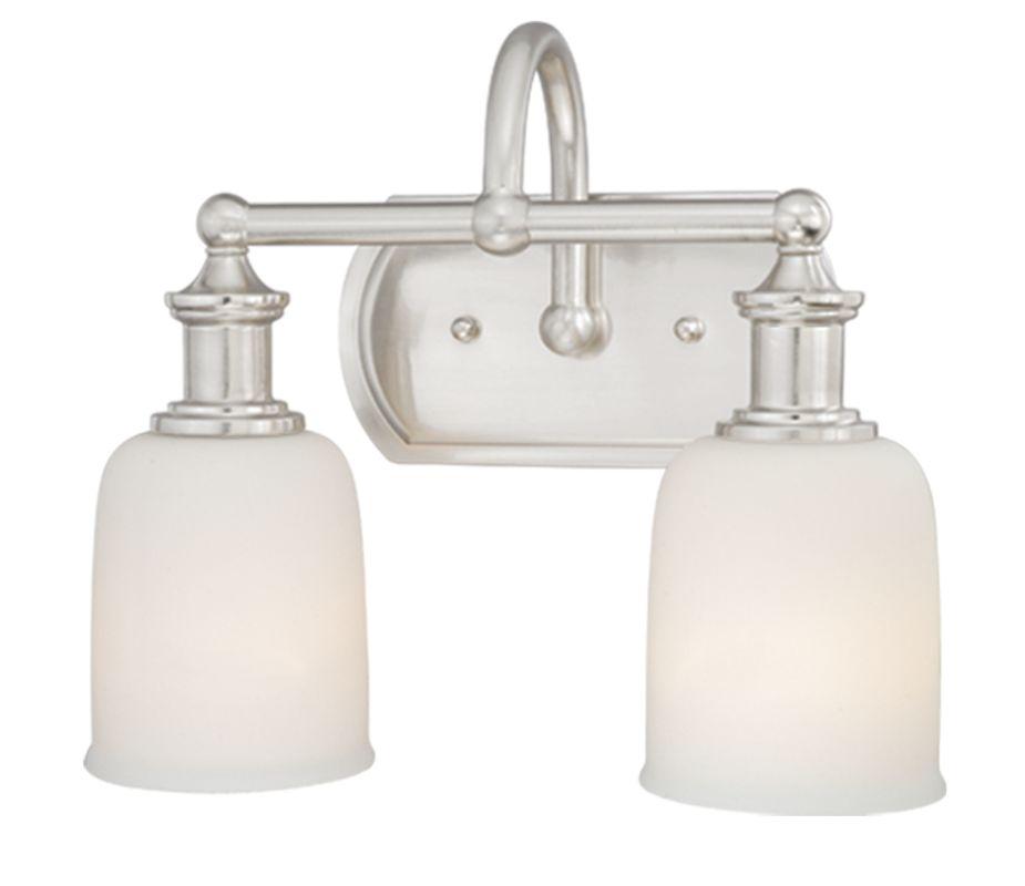 Vaxcel Lighting W0012 Elliot 2 Light Bathroom Vanity Light - 19.25 Sale $127.00 ITEM: bci2024241 ID#:W0012 UPC: 884656726381 :