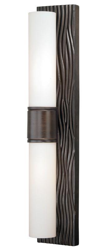 Vaxcel Lighting W0063 Lucia 2 Light Wall Sconce Venetian Bronze Indoor